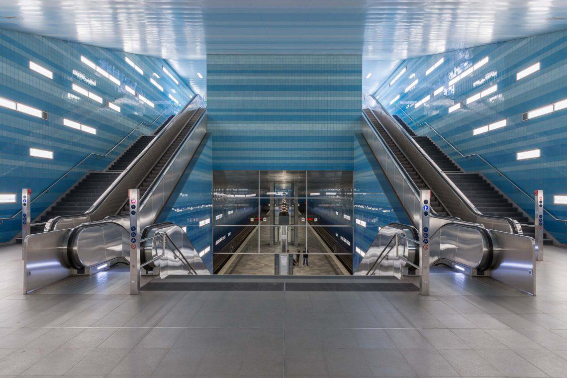 U-Bahn Überseequartier (I)
