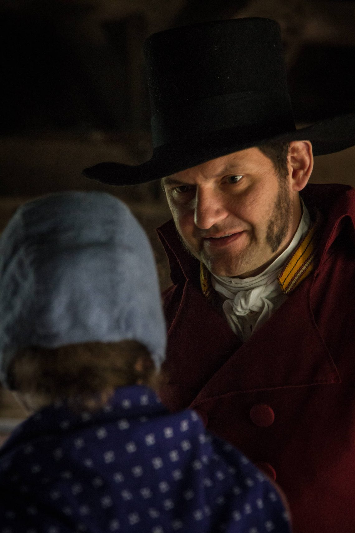 Living History 1813 - The other side of the conversation