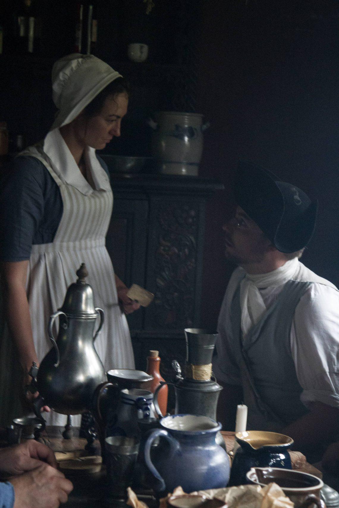 Living History 1813 - People Talk