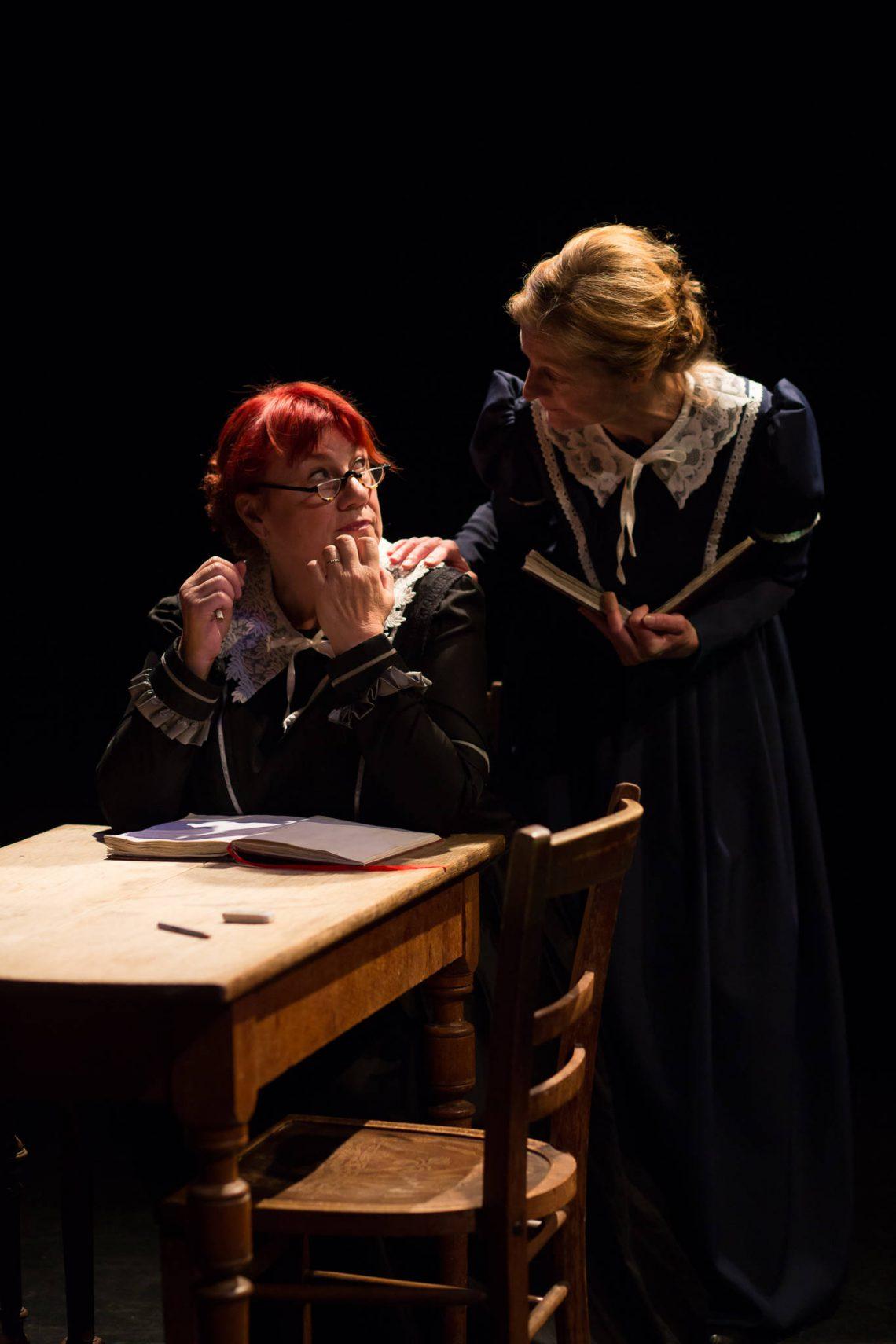 Brontë Schwestern - Angst