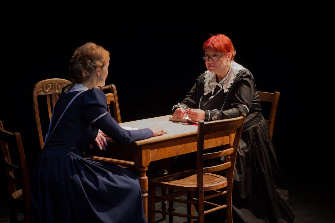 Brontë Schwestern - Schwestern im Gespräch