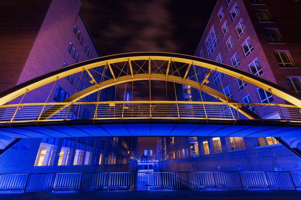Blue Port - Kehrwiedersteg